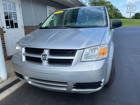 2009 Dodge Grand Caravan for sale at Holland Auto Sales and Service, LLC in Somerset KY