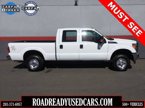 2013 Ford F-250 Super Duty for sale at Road Ready Used Cars in Ansonia CT