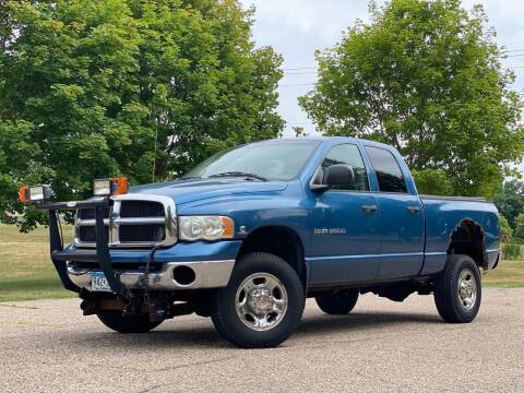 2004 Dodge Ram Pickup 2500 for sale at Tonka Auto & Truck in Mound MN