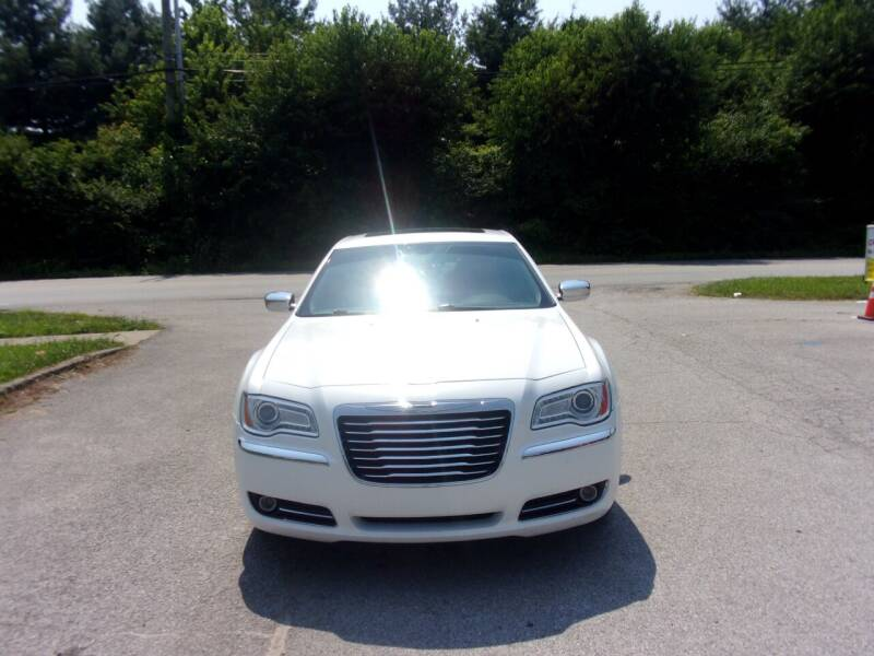 2011 Chrysler 300 for sale at Auto Sales Sheila, Inc in Louisville KY