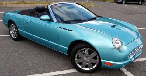 2002 Ford Thunderbird for sale at Bimmer Sales LTD in Great Falls VA