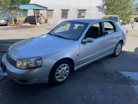 2003 Saturn L-Series for sale at Low Auto Sales in Sedro Woolley WA