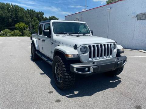 2020 Jeep Gladiator for sale at Consumer Auto Credit in Tampa FL