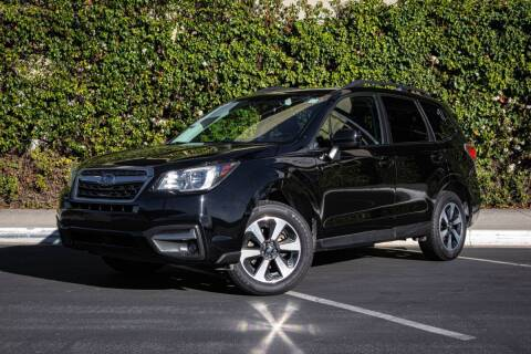 2018 Subaru Forester for sale at 605 Auto  Inc. in Bellflower CA