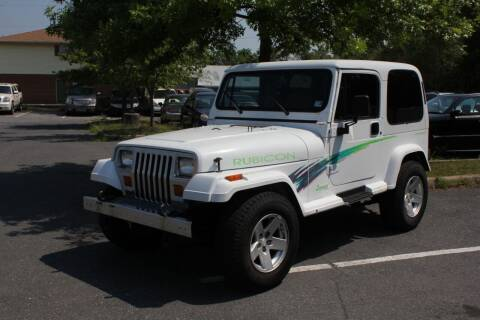 1994 Jeep Wrangler for sale at Auto Bahn Motors in Winchester VA