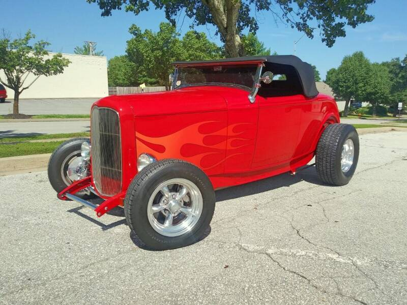 1932 Ford Model A for sale at KC Classic Cars in Kansas City MO