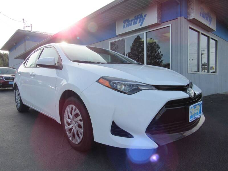 2018 Toyota Corolla for sale at Thrifty Car Sales SPOKANE in Spokane Valley WA