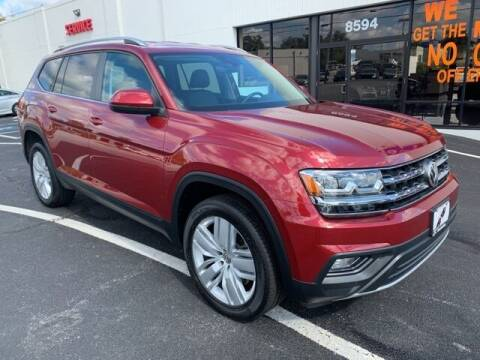 2019 Volkswagen Atlas for sale at Hi-Lo Auto Sales in Frederick MD