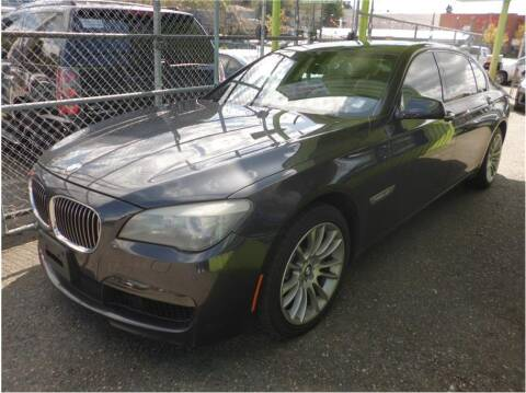 2012 BMW 7 Series for sale at Klean Carz in Seattle WA