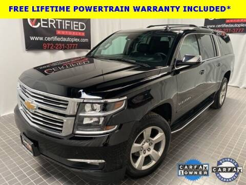 2020 Chevrolet Suburban for sale at CERTIFIED AUTOPLEX INC in Dallas TX