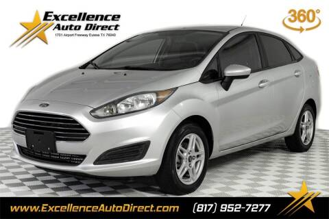 2017 Ford Fiesta for sale at Excellence Auto Direct in Euless TX
