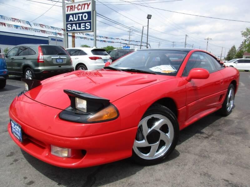 1992 Dodge Stealth for sale at TRI CITY AUTO SALES LLC in Menasha WI