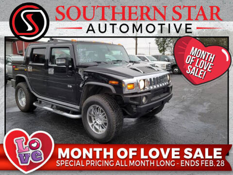 2006 HUMMER H2 SUT for sale at Southern Star Automotive, Inc. in Duluth GA
