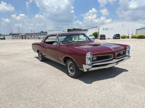 1966 Pontiac GTO for sale at Haggle Me Classics in Hobart IN