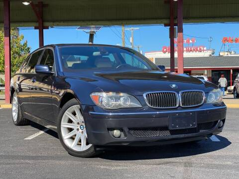 2006 BMW 7 Series for sale at Illinois Auto Sales in Paterson NJ
