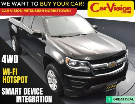 2019 Chevrolet Colorado for sale at Car Vision Mitsubishi Norristown in Norristown PA