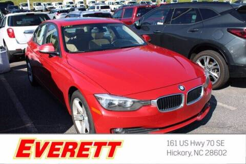 2014 BMW 3 Series for sale at Everett Chevrolet Buick GMC in Hickory NC