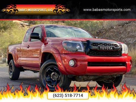 2005 Toyota Tacoma for sale at Baba's Motorsports, LLC in Phoenix AZ
