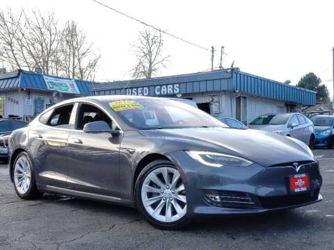 2018 Tesla Model S for sale at Real Deal Cars in Everett WA