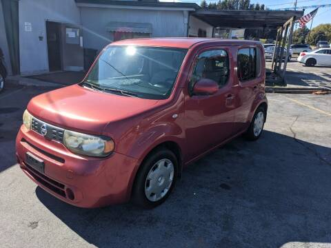 2009 Nissan cube for sale at HODGE MOTORS in Bristol TN