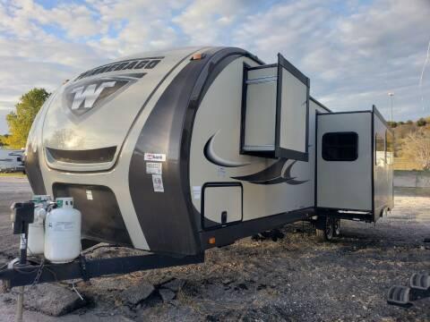 2014 Winnebago Winnebago 32bh  for sale at Ultimate RV in White Settlement TX