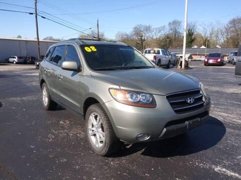 2008 Hyundai Santa Fe for sale at Guidance Auto Sales LLC in Columbia TN
