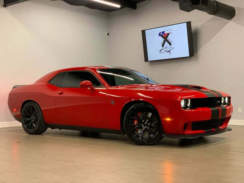 2016 Dodge Challenger for sale at TX Auto Group in Houston TX