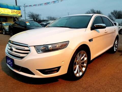 2013 Ford Taurus for sale at California Auto Sales in Amarillo TX
