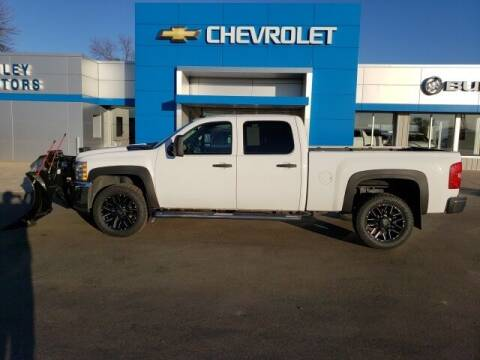 2010 Chevrolet Silverado 2500HD for sale at Finley Motors in Finley ND
