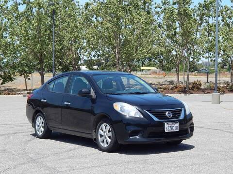 2014 Nissan Versa for sale at Crow`s Auto Sales in San Jose CA