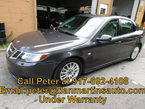 2010 Saab 9-3 for sale at Dan Martin's Auto Depot LTD in Yonkers NY