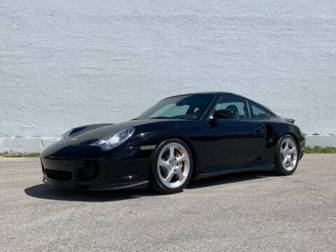 2003 Porsche 911 for sale at ZWECK in Miami FL