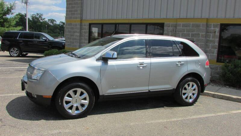 2007 Lincoln MKX for sale at Begleys Automotive Group in Elkhart IN