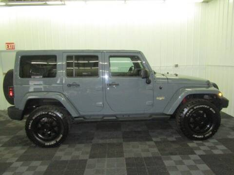 2014 Jeep Wrangler Unlimited for sale at Michigan Credit Kings in South Haven MI