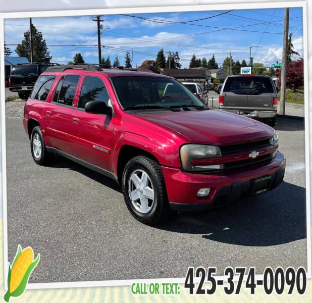 2003 Chevrolet TrailBlazer for sale at Corn Motors in Everett WA