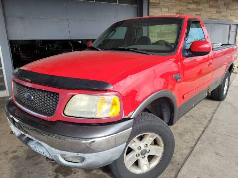 2003 Ford F-150 for sale at Car Planet Inc. in Milwaukee WI