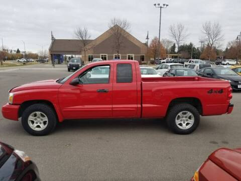2006 Dodge Dakota for sale at ROSSTEN AUTO SALES in Grand Forks ND