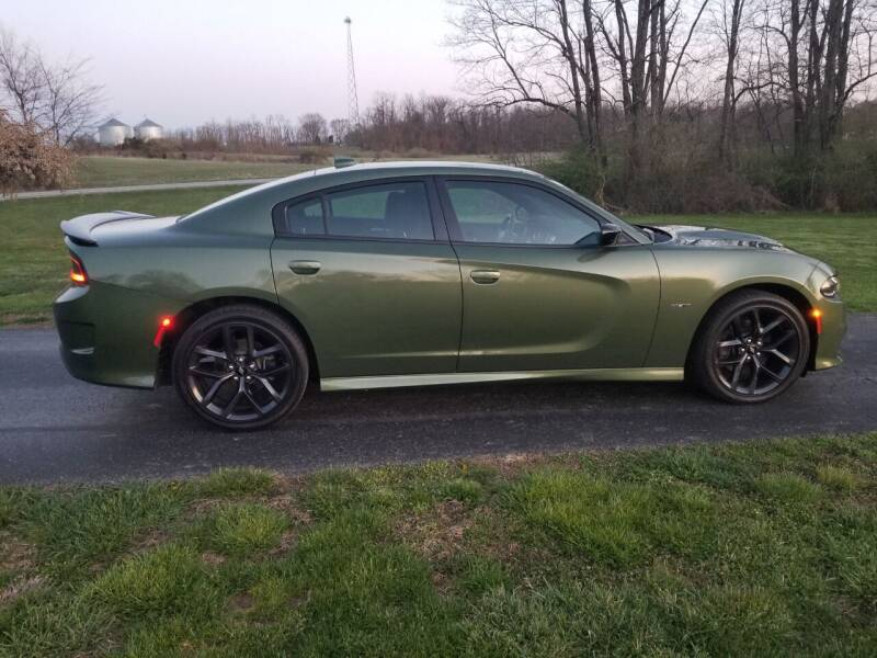 2019 Dodge Charger for sale at M & M Auto Sales in Hillsboro OH