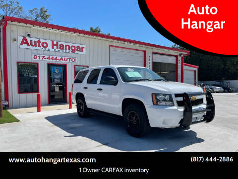 2014 Chevrolet Tahoe for sale at Auto Hangar in Azle TX