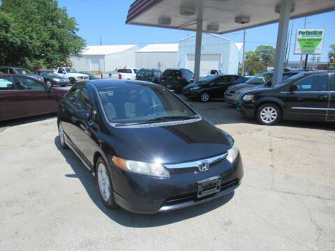 2008 Honda Civic for sale at Perfection Auto Detailing & Wheels in Bloomington IL