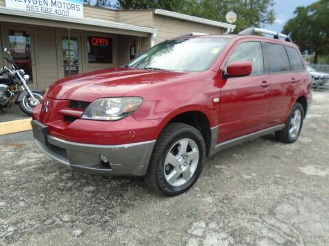 2004 Mitsubishi Outlander for sale at New Gen Motors in Lakeland FL