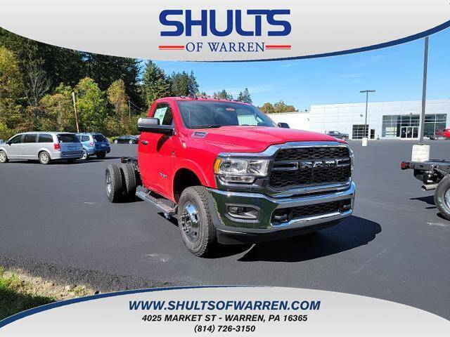 2022 RAM Ram Chassis 3500 for sale in Warren, PA