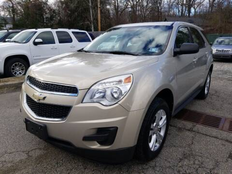 2012 Chevrolet Equinox for sale at AMA Auto Sales LLC in Ringwood NJ