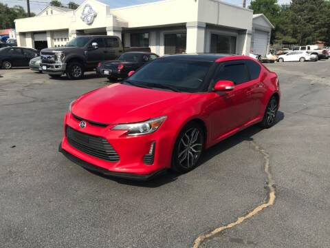 2016 Scion tC for sale at Beutler Auto Sales in Clearfield UT