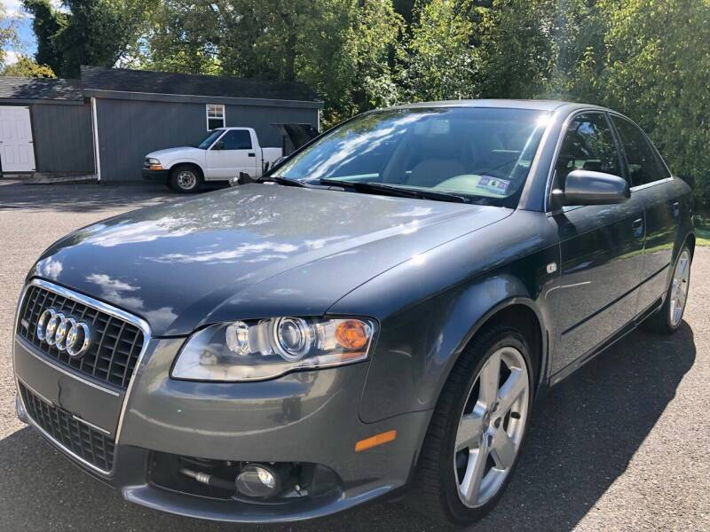 2008 Audi A4 for sale at Perfect Choice Auto in Trenton NJ