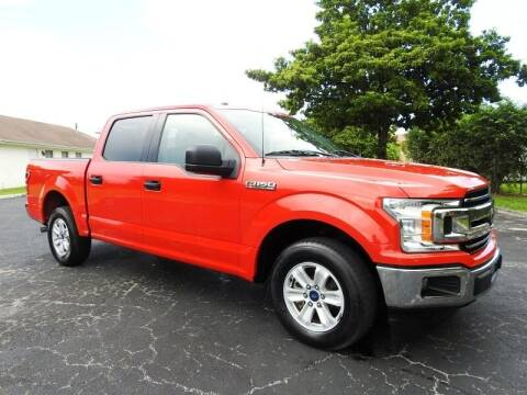 2018 Ford F-150 for sale at SUPER DEAL MOTORS 441 in Hollywood FL