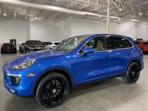 2017 Porsche Cayenne for sale at Godspeed Motors in Charlotte NC