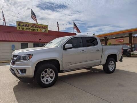 2018 Chevrolet Colorado for sale at CarZoneUSA in West Monroe LA