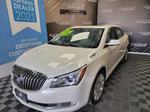 2014 Buick LaCrosse for sale at X Drive Auto Sales Inc. in Dearborn Heights MI