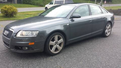 2007 Audi A6 for sale at Autobahn Motors in Boone NC